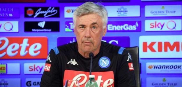 El Nápoles ya tiene recambio para Carlo Ancelotti