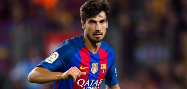 André Gomes / FCB