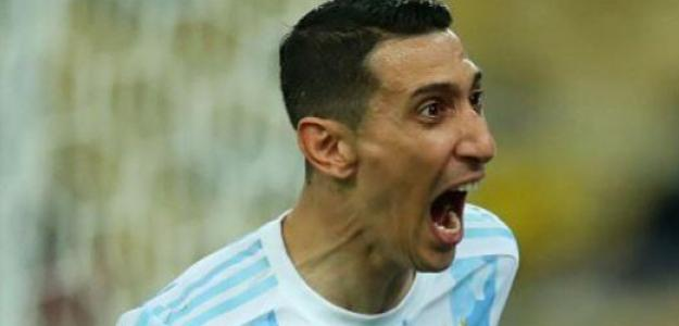 """Ángel Di María, el sueño de Boca Juniors para 2022 """"Foto: Olé"""""""