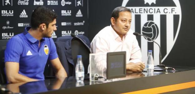 Anil Murthy, presidente del Valencia. Foto: ElDesmarque
