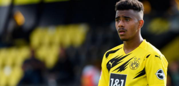 """¿Quién es Ansgar Knauff? Nació una nueva estrella en el Borussia de Dortmund """"Foto: BVB Buzz"""""""
