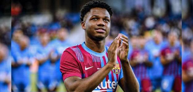 El problema con la renovación de Ansu Fati - Foto: FC Barcelona