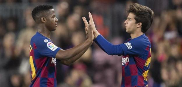 Así sería el FC Barcelona del futuro. Foto: FCB