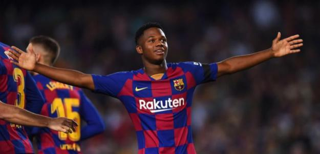 El Barcelona descarta la cesión de Ansu Fati | FOTO: FC BARCELONA