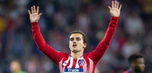 """El problema táctico que ha desencadenado Antoine Griezmann en el Atlético de Madrid """"Foto: Marca"""""""