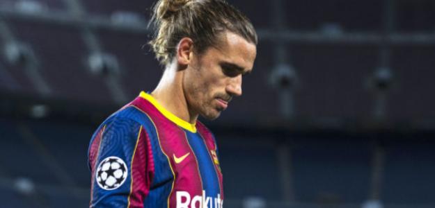 """Griezmann sonríe en el FC Barcelona cuando se le pide marcar """"Foto: SER"""""""