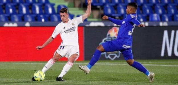 Antonio Blanco, un talento que soluciona los problemas a Zidane