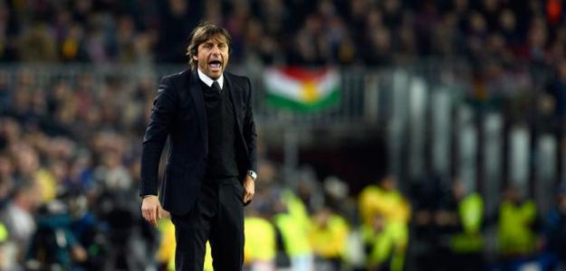 Antonio Conte tiene en la mira a un titular del Betis   FOTO: INTER DE MILÁN
