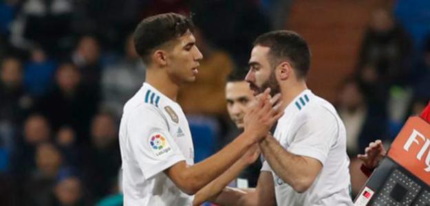 El duelo que se viene en el lateral derecho del Madrid