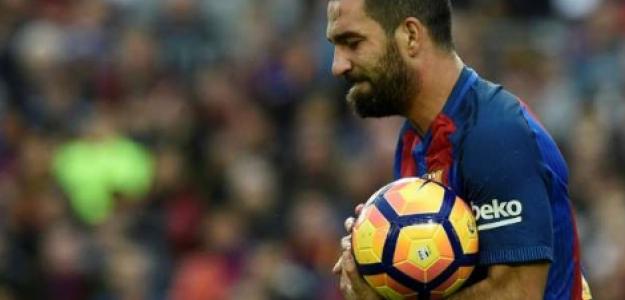 """""""El Barça aún podría sacar tajada por Arda Turan. Foto: AFP"""""""