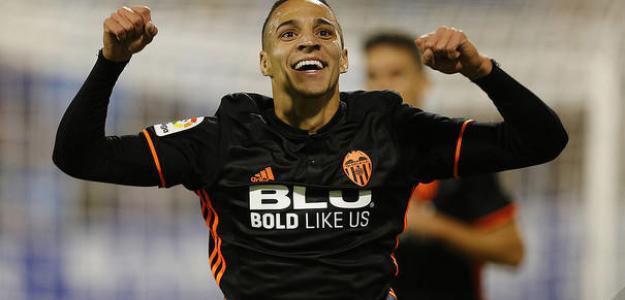 Rodrigo celebra una victoria / Valencia