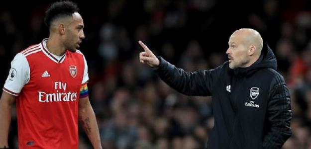 """Las individualidades salvan al Arsenal """"Foto: Daily Mail"""""""