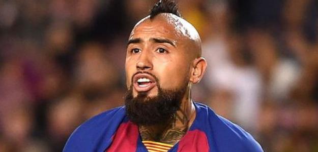 """Arturo Vidal, un perro de presa que encaja a la perfección con Antonio Conte """"Foto: Mundo Deportivo"""""""