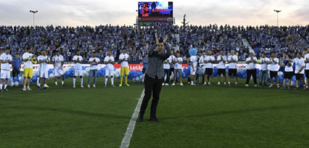 Asier Garitano / Leganés
