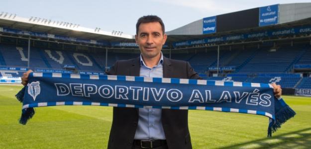 Asier Garitano, nuevo entrenador del Deportivo Alavés / Deportivo Alavés