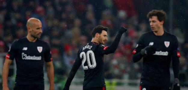 Athletic, en partido de 2018 / twitter