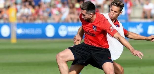 """El Betis suspira por un mediocentro del Atleti """"Foto: Bolavip"""""""