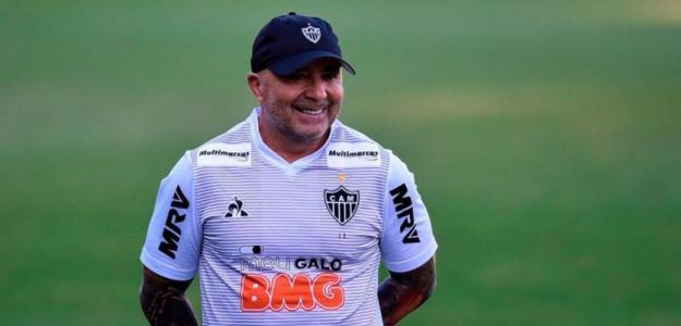 Jorge Sampaoli es uno de los mejores entrenadores de América | FOTO: ATLÉTICO MINEIRO