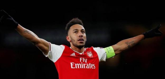 Aubameyang presiona al Arsenal / Foxdeportes.com