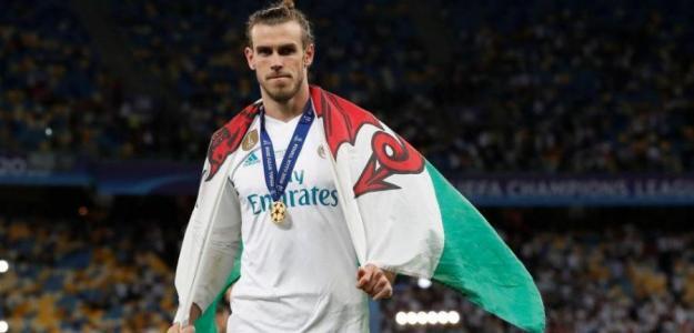 Bale en pie de guerra contra el Real Madrid / depor.com