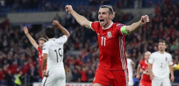 El galés ha empezado en forma. Foto: Real Madrid