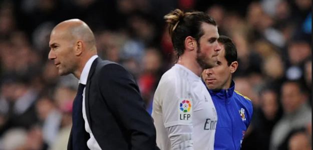 La opción de China tienta a Bale   Foto: Telemadrid