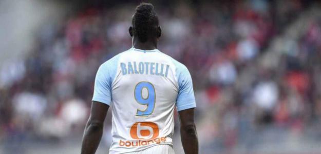 El Brescia está cada vez más cerca de Mario Balotelli. FOTO: MARSELLA