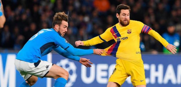 Messi, toca 'tirar' del equipo...