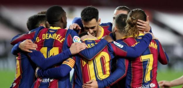El FC Barcelona aumenta a 18 la lista de transferibles