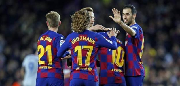 Las seis ventas pendientes del Barcelona en el mercado