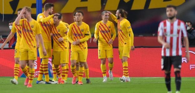 Así ganó el Barça la Copa del Rey