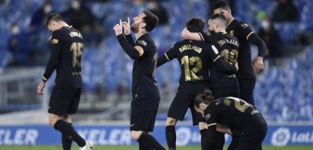 Las claves tácticas del nuevo sistema del Barcelona de Koeman