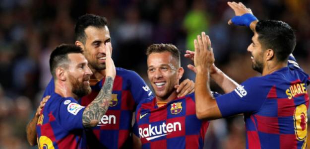 """Los cuatro laterales que mejor encajarían en el FC Barcelona """"Foto: Mundo Deportivo"""""""