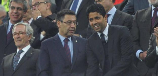 El Barça quiere robarle al PSG una de las perlas de su cantera, Adil Aouchiche. Foto: Getty