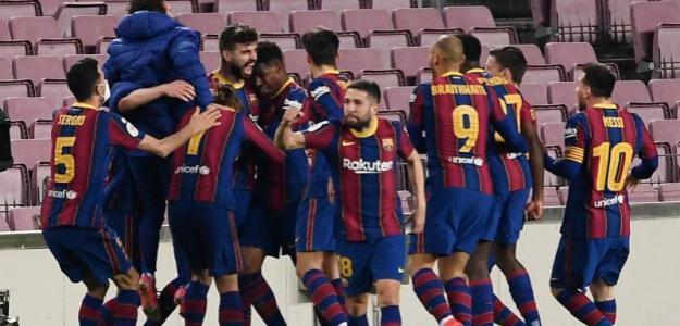 """Los más destacados de este """"nuevo"""" Barcelona. Foto: Republica"""
