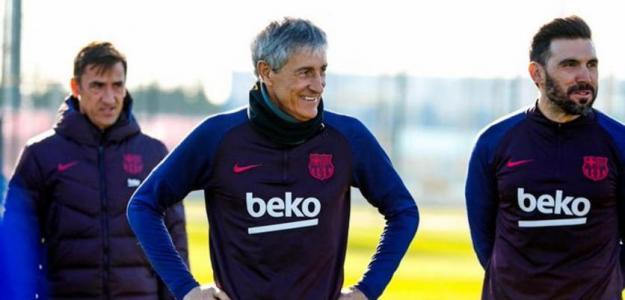 Barcelona y Setién se verán en los tribunales / Elintra.com