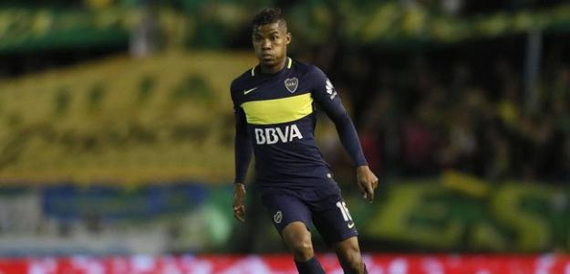 Wilmar Barrios debe revalorizarse en la Copa América / CONMEBOL