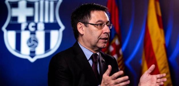 Josep María Bartomeu, presidente del FC Barcelona / FC Barcelona