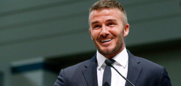 Beckham elige a un ex valencianista para su banquillo