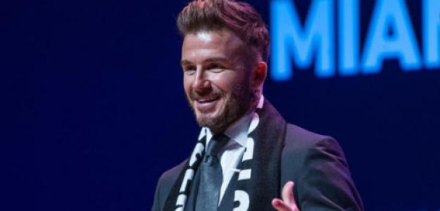 """Beckham viene a llevarse a un jugador de Boca """"Foto: El Desmarque"""""""