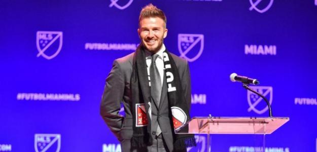 Beckham quiere llevarse a Inter de Miami a Juan Fernando Quintero. Foto: MLS