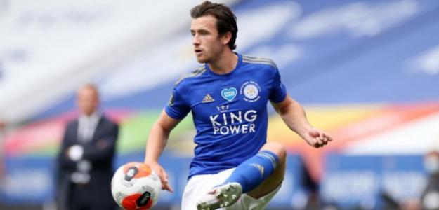 El Leicester City encuentra al reemplazante de Ben Chilwell   FOTO: LEICESTER