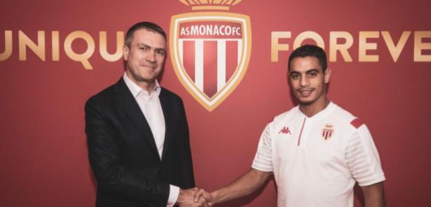 El Mónaco anuncia el fichaje de Wissam Ben Yedder