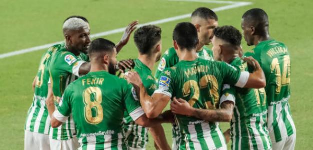 """Tres ventas y dos incorporaciones para el Betis en invierno """"Foto: AFDLP"""""""