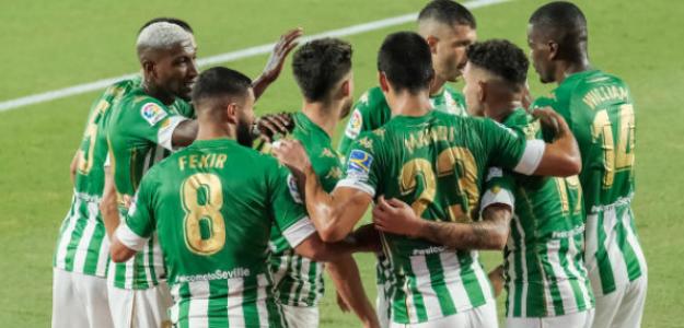 """El Real Betis recupera a 3 jugadores clave en el mejor momento """"Foto: AFDLP"""""""