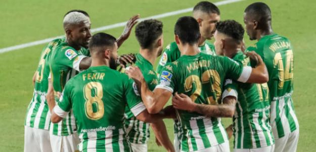 """¿A qué se debe el crecimiento del Real Betis en este 2021? """"Foto: Al Final de la Palmera"""""""