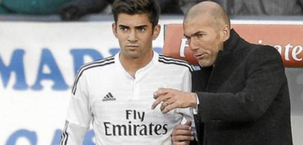 """El Real Betis pide una cesión al Real Madrid """"Foto: Marca"""""""