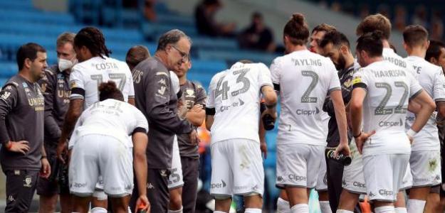 El Leeds de Bielsa tiene a sus primeros objetivos: Jonathan Silva y Thiago Almada | FOTO: LEEDS UNITED