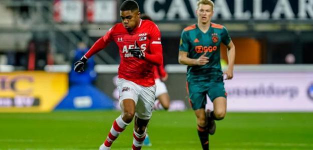 El AC Milan se une a la puja por Myron Boadu