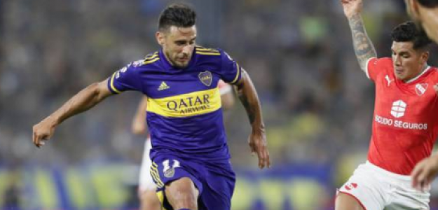 "El estelar e inesperado refuerzo de Boca Juniors podría estar para la Libertadores ""Foto: Olé"""